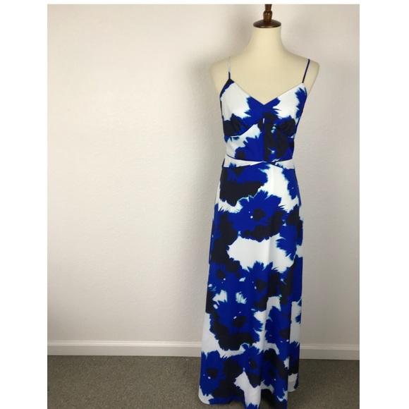 1f1b059865e Banana Republic Tall Floral Maxi Dress